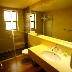Holy Land Hotel Израиль, Иерусалим - 1 отзыв об отеле, цены и фото номеров - забронировать отель Holy Land Hotel онлайн ванная фото 2