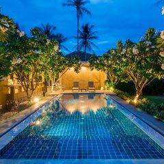 Отель Villa Na Pran, Pool Villa Таиланд, Пак-Нам-Пран - отзывы, цены и фото номеров - забронировать отель Villa Na Pran, Pool Villa онлайн бассейн