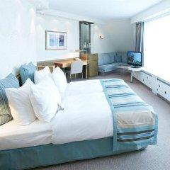 Отель Crowne Plaza Hannover комната для гостей фото 4