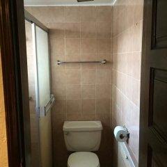 Отель Parador Santa Cruz Мексика, Креэль - отзывы, цены и фото номеров - забронировать отель Parador Santa Cruz онлайн ванная