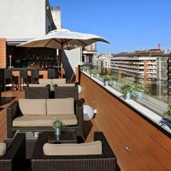 Отель Sercotel Amister Art Hotel Испания, Барселона - 12 отзывов об отеле, цены и фото номеров - забронировать отель Sercotel Amister Art Hotel онлайн бассейн фото 3