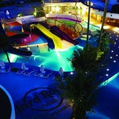 Отель Hard Rock Hotel Penang Малайзия, Пенанг - отзывы, цены и фото номеров - забронировать отель Hard Rock Hotel Penang онлайн бассейн фото 3