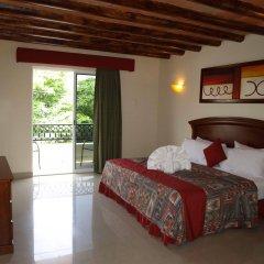 Отель El Campanario Studios & Suites Мексика, Плая-дель-Кармен - отзывы, цены и фото номеров - забронировать отель El Campanario Studios & Suites онлайн комната для гостей фото 5