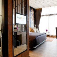 Отель Siam@Siam Design Hotel Bangkok Таиланд, Бангкок - отзывы, цены и фото номеров - забронировать отель Siam@Siam Design Hotel Bangkok онлайн комната для гостей фото 5