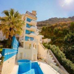 Meridian Hotel бассейн фото 2