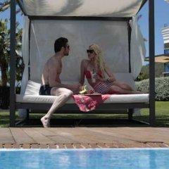 Aguas de Ibiza Grand Luxe Hotel фитнесс-зал фото 3