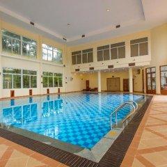 Отель Victoria Sapa Resort & Spa бассейн фото 3