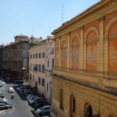 Апартаменты Habitat's Pantheon Apartments Рим парковка