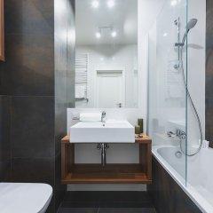 Отель P&O Apartments Wagonowa Польша, Варшава - отзывы, цены и фото номеров - забронировать отель P&O Apartments Wagonowa онлайн ванная