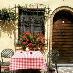 Отель Azienda Agricola Casa alle Vacche Италия, Сан-Джиминьяно - отзывы, цены и фото номеров - забронировать отель Azienda Agricola Casa alle Vacche онлайн вид на фасад