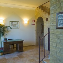 Отель Agriturismo Salemi Италия, Пьяцца-Армерина - отзывы, цены и фото номеров - забронировать отель Agriturismo Salemi онлайн интерьер отеля