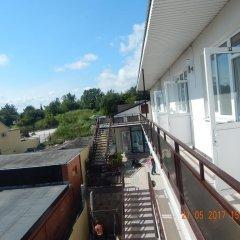 Гостевой Дом Спортивный балкон