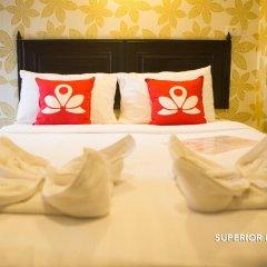 Отель Zen Rooms Basic Phra Athit Бангкок комната для гостей фото 3