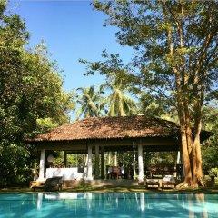 Отель Nisala Arana Boutique Hotel Шри-Ланка, Бентота - отзывы, цены и фото номеров - забронировать отель Nisala Arana Boutique Hotel онлайн бассейн