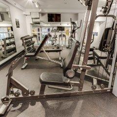 Отель West Wing at Park Town фитнесс-зал фото 4