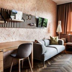 Die Wasnerin G'sund & Natur Hotel удобства в номере