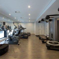 Отель Monchique Resort & Spa фитнесс-зал