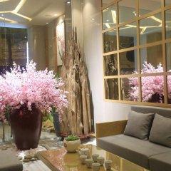 Thuy Sakura Hotel & Serviced Apartment интерьер отеля фото 3