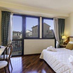 Отель Pitti Palace al Ponte Vecchio Италия, Флоренция - 3 отзыва об отеле, цены и фото номеров - забронировать отель Pitti Palace al Ponte Vecchio онлайн комната для гостей фото 7