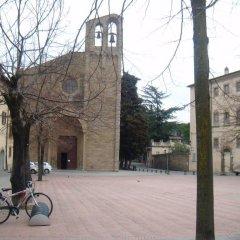 Отель Dimora San Domenico Ареццо спортивное сооружение