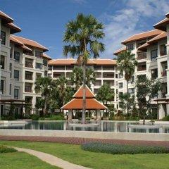 Отель Santipura Residences Hua Hin by Variety Hotels спортивное сооружение