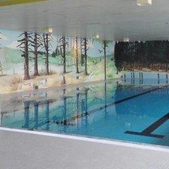 Отель Sunotel Kreuzeck бассейн