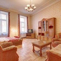 Апартаменты СТН Апартаменты на Караванной Стандартный номер с разными типами кроватей фото 6