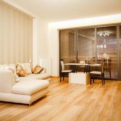 Апартаменты Ameri Apartments Тбилиси комната для гостей фото 4