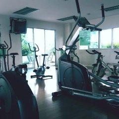 Отель Parkview Viphavadi Don Mueang Бангкок фитнесс-зал фото 2