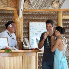 Отель Tikehau Pearl Beach Resort спа