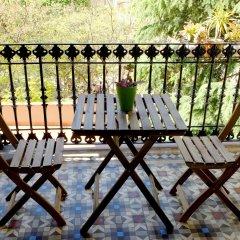 Отель Fabrizzio's Petit балкон