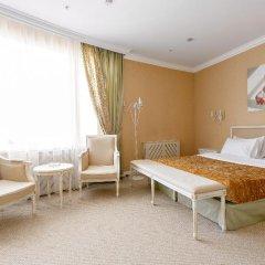 Гранд Отель Ока Премиум 4* Стандартный номер разные типы кроватей фото 17
