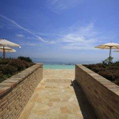 Отель Pamperduto Country Resort Потенца-Пичена пляж