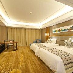 Отель Ramada Shanghai East комната для гостей фото 4