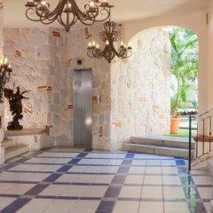 Отель Los Arcos Suites Пуэрто-Вальярта сауна