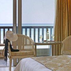 Отель Aquila Rithymna Beach Греция, Ретимнон - отзывы, цены и фото номеров - забронировать отель Aquila Rithymna Beach онлайн балкон