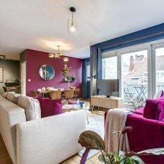 Апартаменты Sweet Inn Apartments Godecharles Брюссель детские мероприятия фото 2