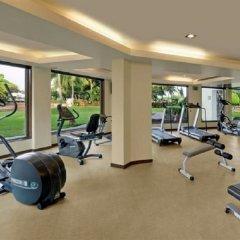 Отель Kenilworth Beach Resort & Spa Индия, Гоа - 1 отзыв об отеле, цены и фото номеров - забронировать отель Kenilworth Beach Resort & Spa онлайн фитнесс-зал фото 4