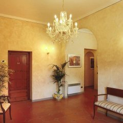 Отель B&B Palazzo Al Torrione Италия, Сан-Джиминьяно - отзывы, цены и фото номеров - забронировать отель B&B Palazzo Al Torrione онлайн интерьер отеля