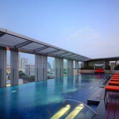 Отель Marriott Sukhumvit Бангкок бассейн фото 3