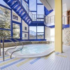 Отель Europa -St. Moritz Швейцария, Санкт-Мориц - отзывы, цены и фото номеров - забронировать отель Europa -St. Moritz онлайн бассейн фото 3