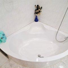 Отель Apartamenty na Oktyabrskoy Минск ванная фото 2