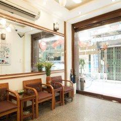 Hanoi Charming Hotel Ханой интерьер отеля