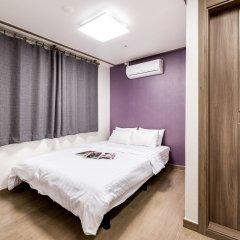 Отель CMS Inn Seoul Guesthouse комната для гостей фото 3