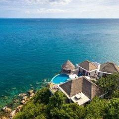 Отель Villa Sabai Jai пляж фото 2