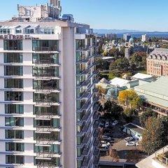 Отель DoubleTree by Hilton Hotel & Suites Victoria Канада, Виктория - отзывы, цены и фото номеров - забронировать отель DoubleTree by Hilton Hotel & Suites Victoria онлайн фото 3