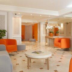 Отель Touraine Opera Париж гостиничный бар