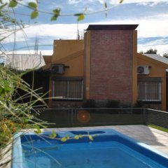 Отель Cabañas Olivos y Bodegas Сан-Рафаэль бассейн фото 3