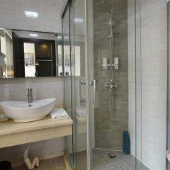 Joyfulstar Hotel Pudong Airport Chenyang ванная