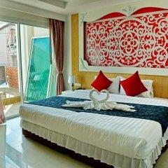 Отель Triple Three Patong комната для гостей фото 4